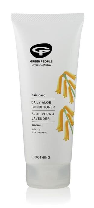 Green People Organic Daily Aloe Conditioner 200ml